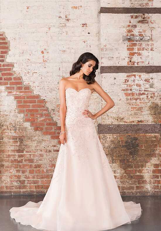 Justin Alexander Signature 9851 A-Line Wedding Dress