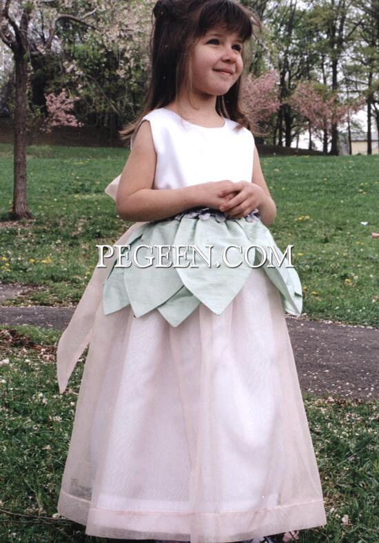 Pegeen.com  321 Flower Girl Dress photo