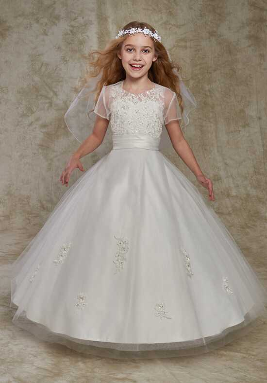 Cupids by Mary's F535 Flower Girl Dress photo