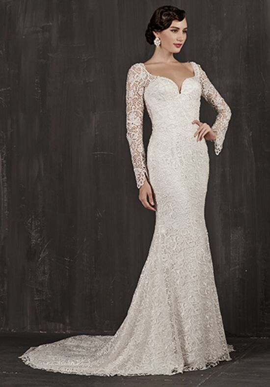 Calla Blanche 16116 Bianca Sheath Wedding Dress