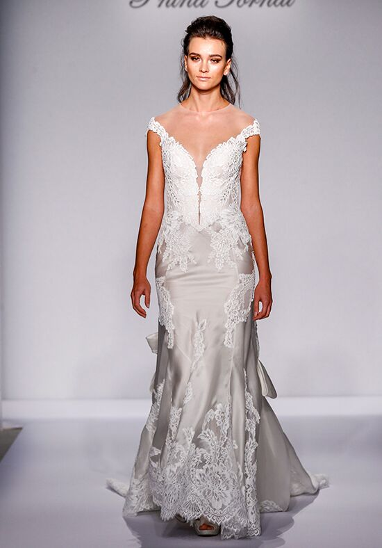 Pnina Tornai for Kleinfeld 4466 Mermaid Wedding Dress