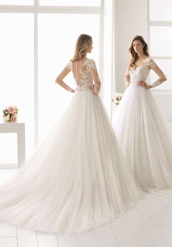 Aire Barcelona BASILIC Ball Gown Wedding Dress