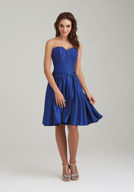 Allure Bridesmaids 1460 Sweetheart Bridesmaid Dress