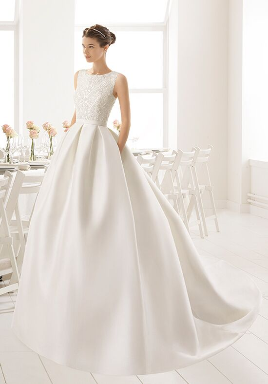 Aire Barcelona ARCILLA Ball Gown Wedding Dress