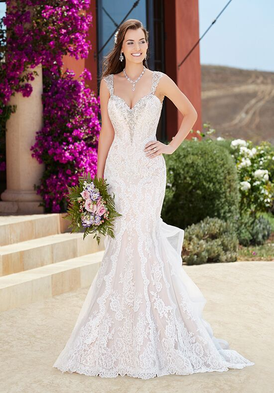 KITTYCHEN JUSTINA, H1728 Sheath Wedding Dress