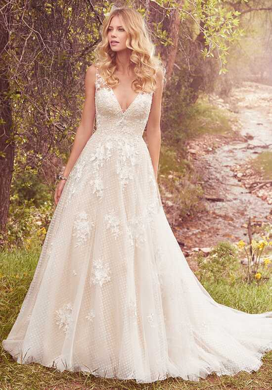 Maggie Sottero Meryl Ball Gown Wedding Dress