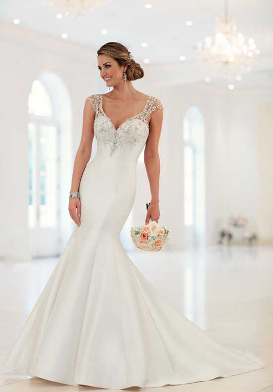 Stella York 6451 Mermaid Wedding Dress