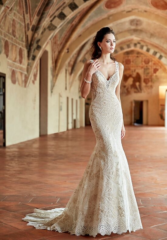 Eddy K CT182 Mermaid Wedding Dress