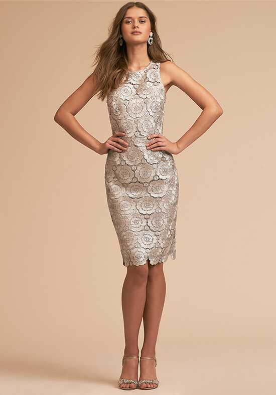 BHLDN (Mother of the Bride) Emmeline Dress Gray Mother Of The Bride Dress