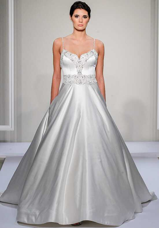 Dennis Basso for Kleinfeld 14070 Ball Gown Wedding Dress