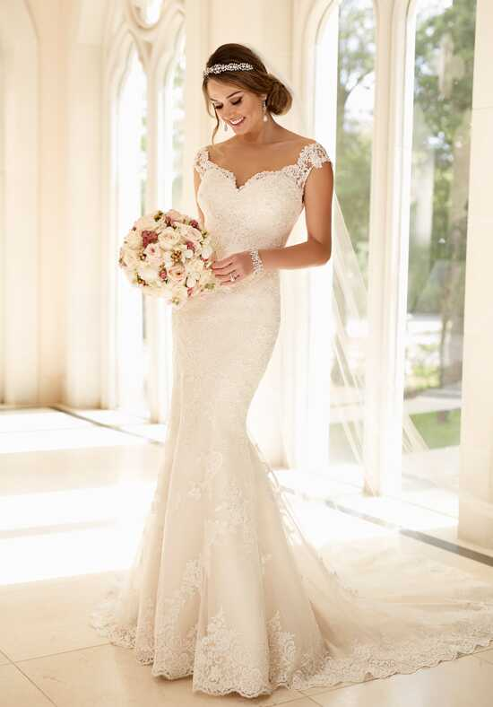 Lace wedding dresses stella york junglespirit Images