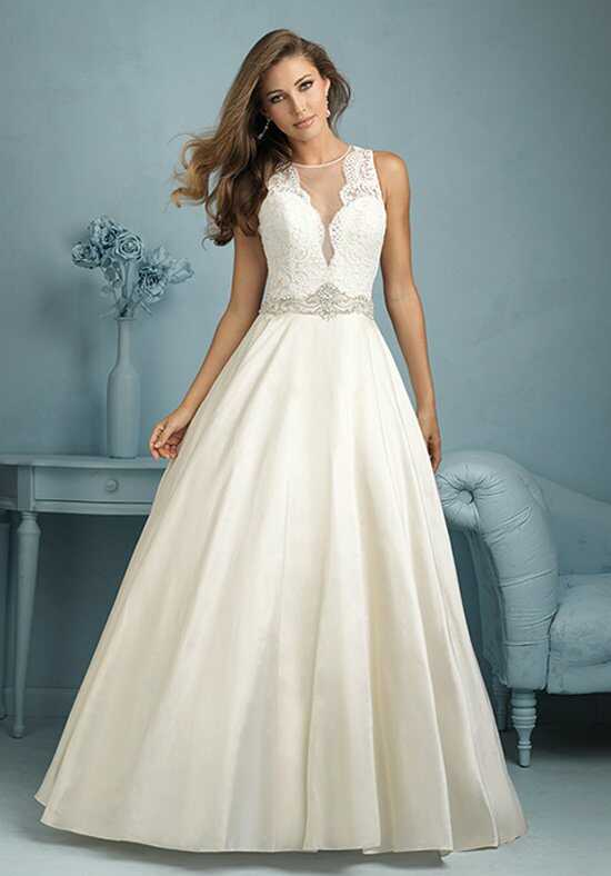 Allure Bridals 9207 Mermaid Wedding Dress