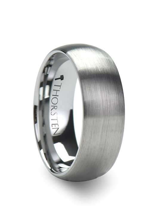 Mens Tungsten Wedding Bands W339-DBT Tungsten Wedding Ring