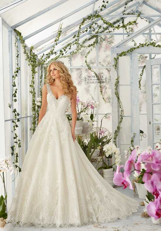 Morilee by Madeline Gardner 2813 A-Line Wedding Dress