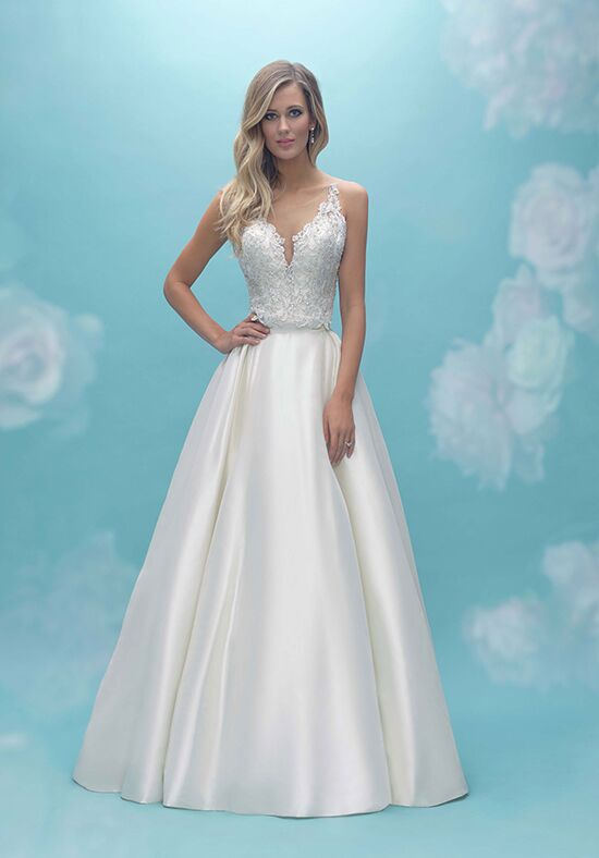 Allure Bridals A2030 - SKIRT A-Line Wedding Dress
