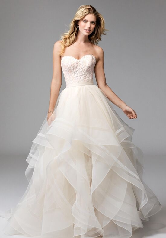 Wtoo Brides Lula Corset 17118/Effie Skirt 17622 Ball Gown Wedding Dress