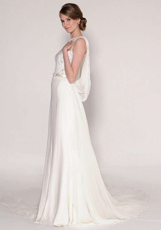 "Eugenia 4016- ""Harmony"" Sheath Wedding Dress"