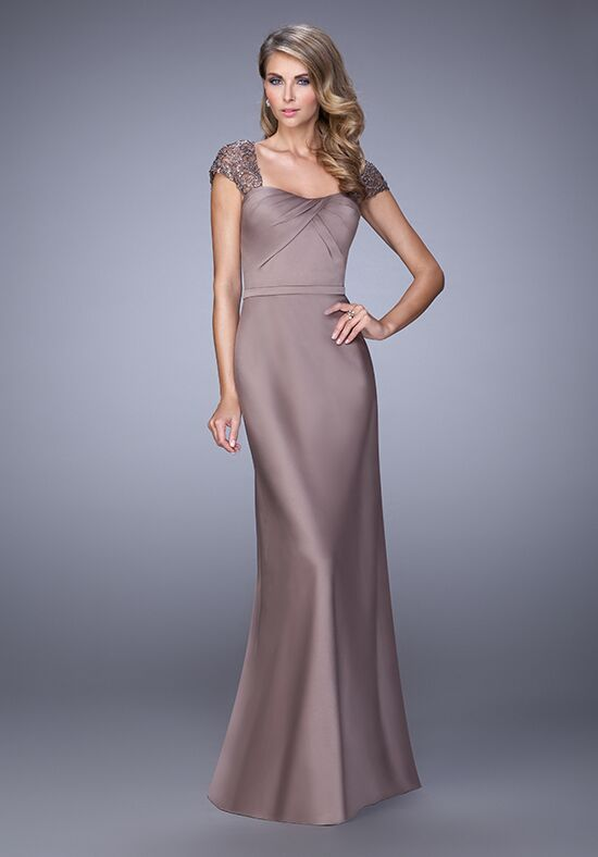 La Femme Evening 21654 Mother Of The Bride Dress