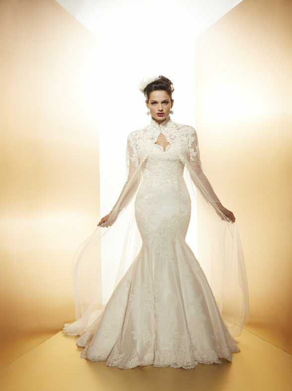 Matthew Christopher Amelie Wedding Dress