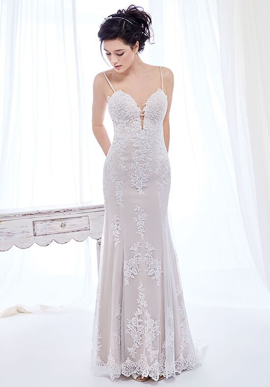 Kenneth Winston: Ella Rosa Collection BE417 Mermaid Wedding Dress