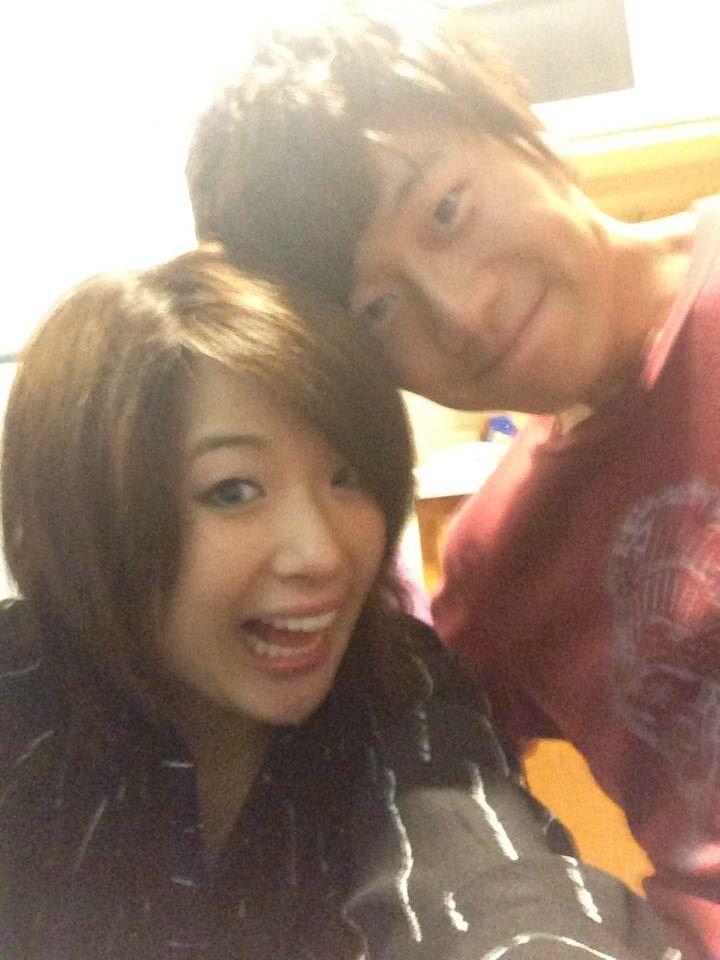 Megumi Kawase And Joomin Hwang S Wedding Website