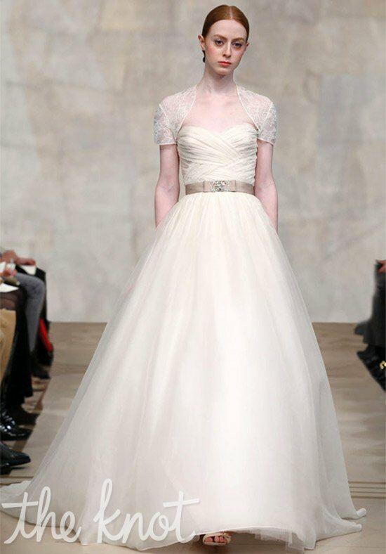 Reem Acra 4223 Wedding Dress - The Knot