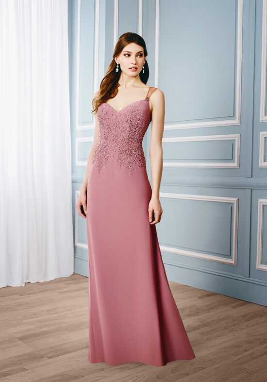 Val Stefani Celebrations MB7532 Pink Mother Of The Bride Dress