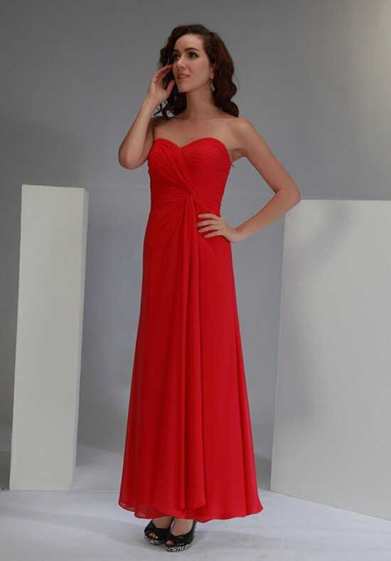 Bella Formals by Venus BM1734L Sweetheart Bridesmaid Dress