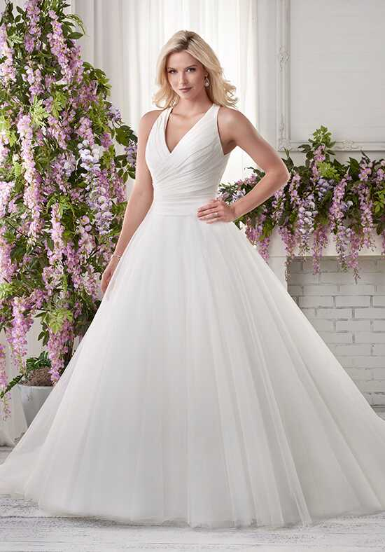 Bonny Bridal 614 A-Line Wedding Dress