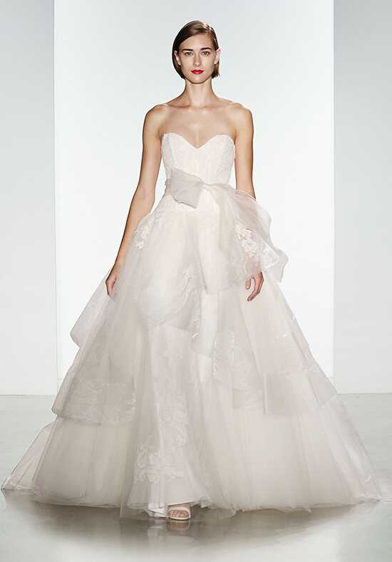 Kenneth Pool Sahara Ball Gown Wedding Dress
