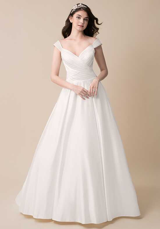 Moonlight Tango T784 A-Line Wedding Dress
