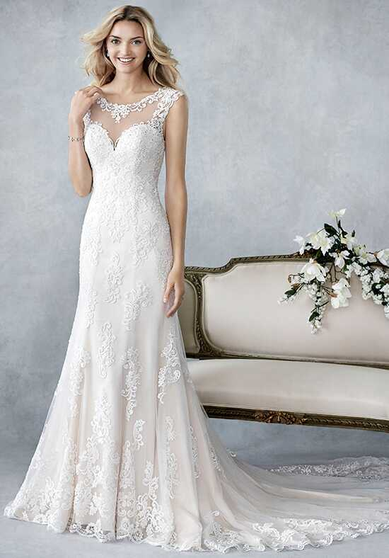Kenneth Winston: Ella Rosa Collection BE447 Mermaid Wedding Dress