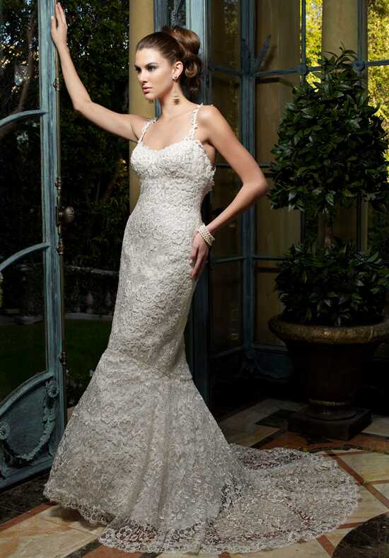 Amaré Couture by Crystal Richard B012 Mermaid Wedding Dress