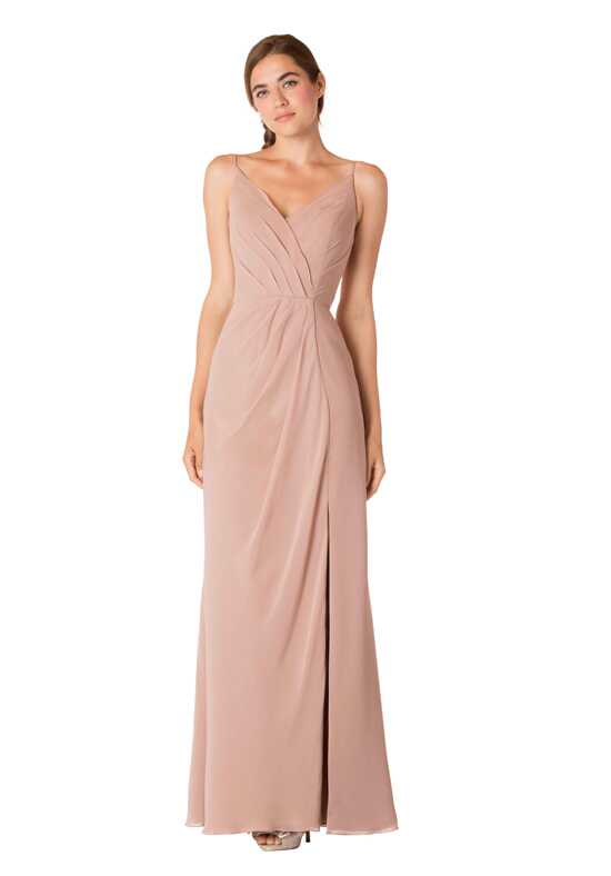 Bari Jay Bridesmaids BC-1717 V-Neck Bridesmaid Dress