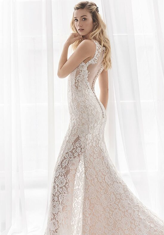 Kenneth Winston: Ella Rosa Collection BE356 Wedding Dress - The Knot