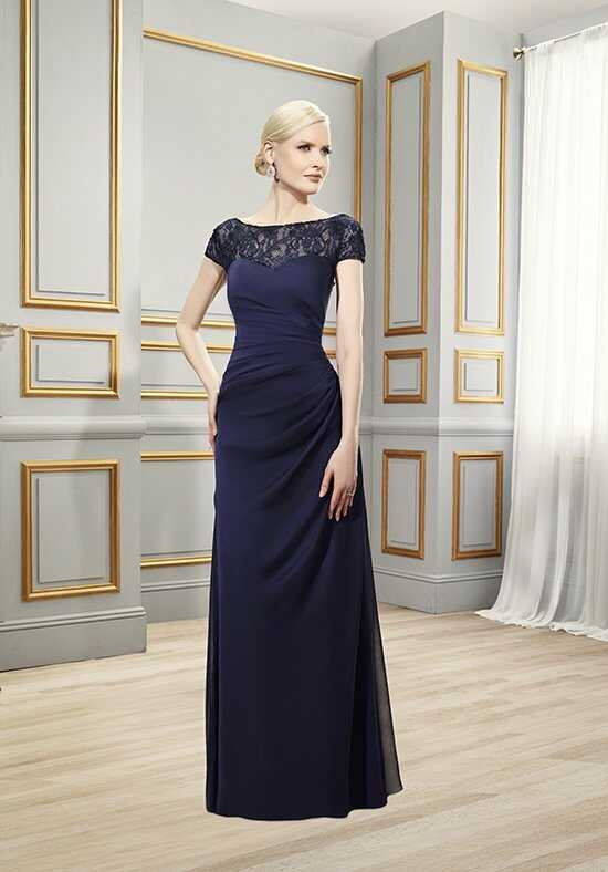Val Stefani Celebrations MB7511 Blue Mother Of The Bride Dress