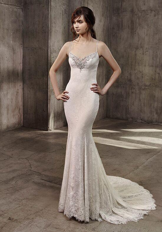 Badgley Mischka Belle August Bd Wedding Dress The Knot
