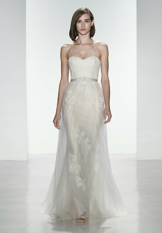 Christos T348/ Heidi A-Line Wedding Dress
