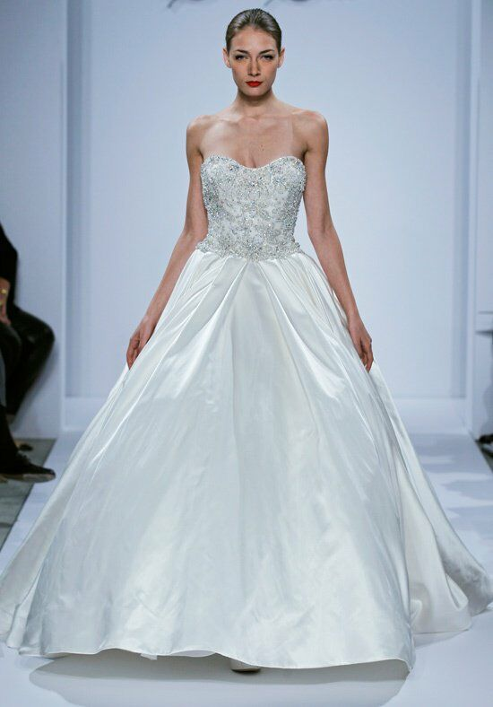 Dennis Basso for Kleinfeld 14007 Wedding Dress - The Knot