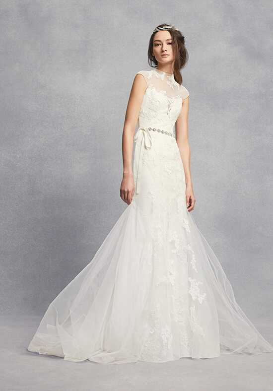 White by Vera Wang White by Vera Wang Style VW351427 Mermaid Wedding Dress