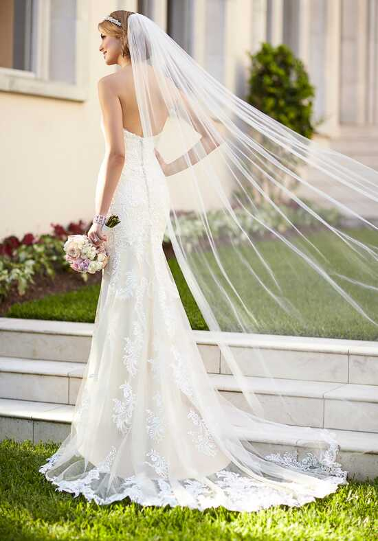 Stella York 6229 Sheath Wedding Dress