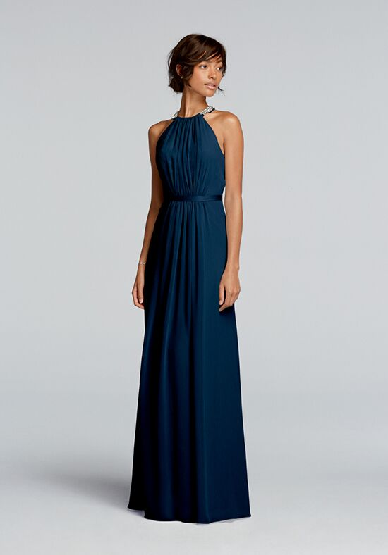 Wonder by Jenny Packham Bridesmaids Wonder by Jenny Packham Style JP291663 Bateau Bridesmaid Dress