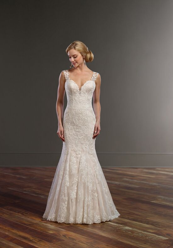 Martina Liana 832 Mermaid Wedding Dress