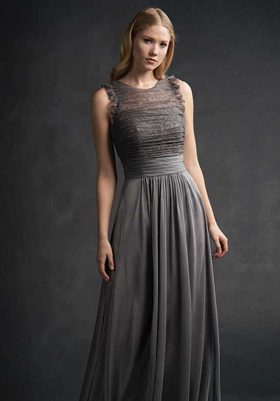 Belsoie L194056 Square Bridesmaid Dress
