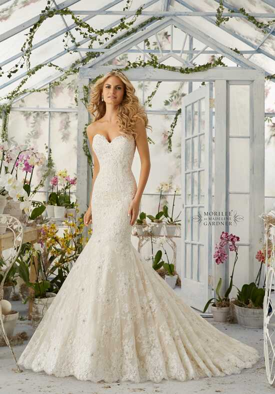 Morilee by Madeline Gardner 2820 Mermaid Wedding Dress