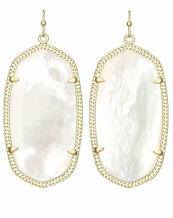 Kendra Scott Danielle Earrings in Ivory Wedding Earring photo