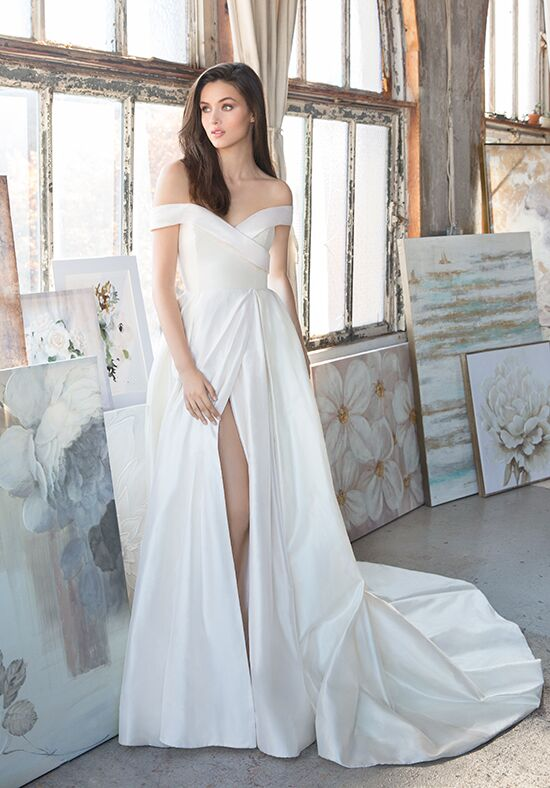 Tara Keely by Lazaro 2811 Ball Gown Wedding Dress
