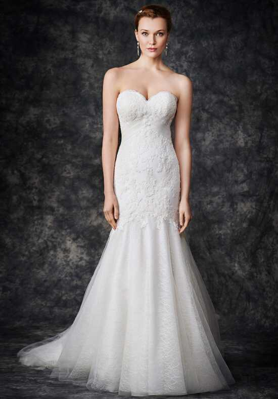 Kenneth Winston: Gallery Collection GA2255 Mermaid Wedding Dress