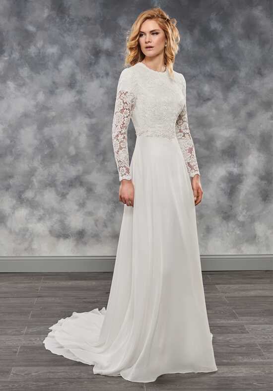 Mary's Bridal MB2029 A-Line Wedding Dress