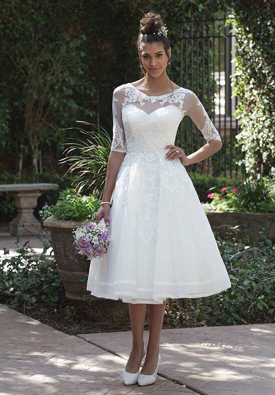 Sincerity Bridal 4000 Ball Gown Wedding Dress